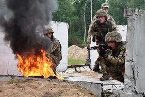 Бои на Донбассе: боевики под прикрытием минометов и гранатометов атаковали ВСУ