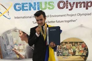 Юный гений из Украины победил на Олимпиаде в США: что представил украинец