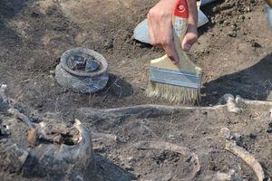 Археологи обнаружили останки древнейшего жителя Евразии