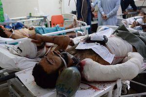 Теракт в Афганистане: число погибших возросло