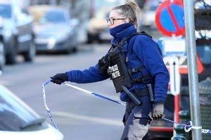 В Бельгии 19 велогонщиков покалечились из-за глупого маневра автомобилистки