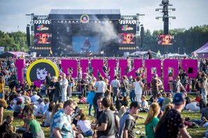 Микроавтобус протаранил толпу на рок-фестивале в Нидерландах