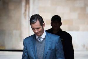 Зятя короля Испании доставили в тюрьму для отбывания наказания