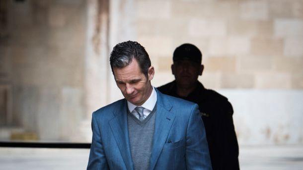 Зять монарха Испании прибыл в дамскую тюрьму для отбывания наказания