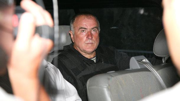 Следственный эксперимент. Алексей Пукач дает показания до суда под видеозапись. Фото: из уголовного дела
