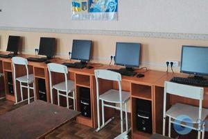 В Одессе во время ремонта из школы украли 12 компьютеров