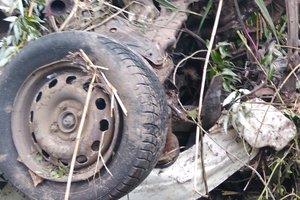 Смертельное ДТП: в Киевской области автомобиль слетел с дороги в кювет