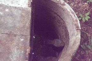 Житель Обухова утонул в колодце