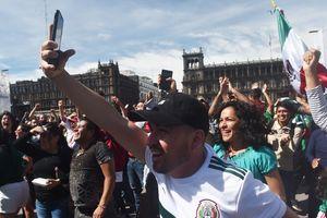 Гол Лосано в ворота Германии спровоцировал землетрясение в Мексике