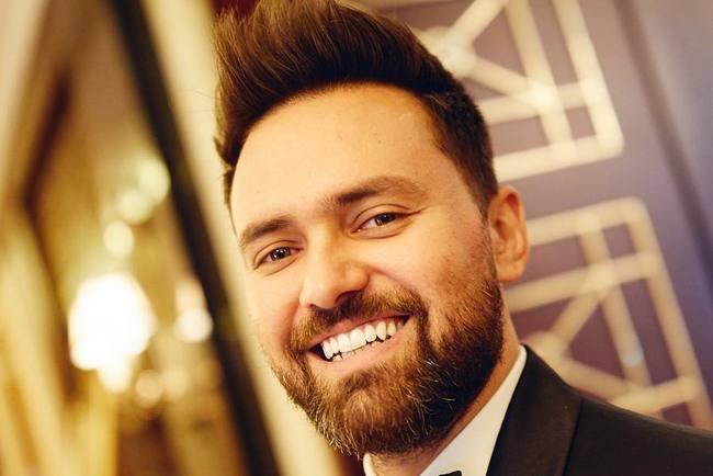 Ведущий «Евровидения-2017» Тимур Мирошниченко впервый раз стал отцом