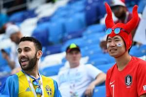 Где смотреть матч Швеция - Корея на ЧМ-2018