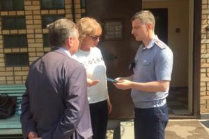 Денисову снова не пустили к заключенному украинцу