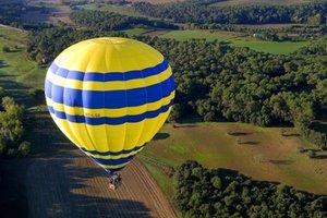 Во Львовской области прошли соревнования воздухоплавателей