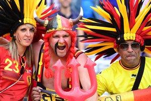 Где смотреть матч Бельгия - Панама на чемпионате мира 2018