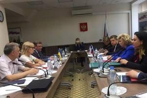 Омбудсмены России и Украины провели встречу: Москалькова предложила Денисовой меморандум