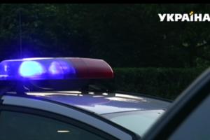 В Павлограде мужчина угрожал людям оружием и выстрелил в лицо полицейскому