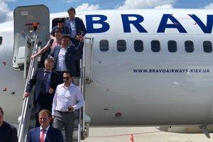 Из Харькова открылся новый авиарейс в Европу
