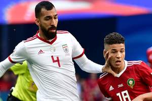 Иран до конца чемпионата мира потерял ключевого защитника
