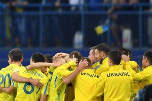 Сборная Украины проведет пятый товарищеский матч подряд в другой стране