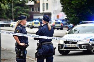 В шведском городе Мальме произошла стрельба, есть раненые