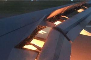Самолет со сборной Саудовской Аравии загорелся во время полета
