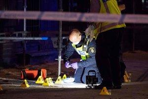 Стрельба в шведском Мальме: двое человек погибли, четверо ранены