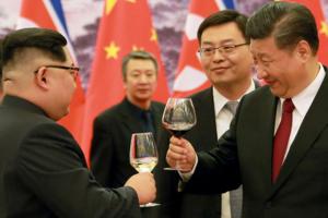 Ким Чен Ын прилетел в Китай поговорить о санкциях и встрече с Трампом - СМИ