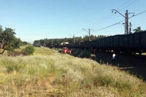 Авария поезда в Днепре: названа причина, появились фото и видео