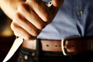 В Хмельницком арестовали парня, который напал с ножом на ребенка