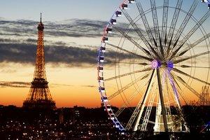 В Париже закрыли самые популярные музеи