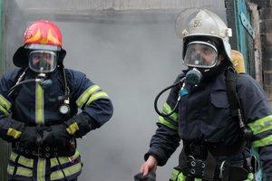 Масштабный пожар под Киевом: стали известны подробности