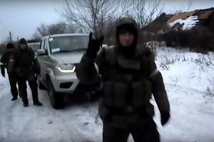Вагнеровцы на Донбассе. Фото: скриншот