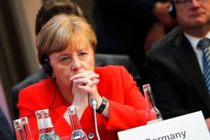 Меркель ответила на комментарий Трампа по мигрантам в Германии