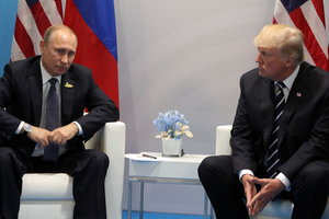 """""""We are America, B**ch"""": сможет ли Трамп заставить Путина убраться из Украины"""