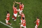 Россия - Египет - 3:1. Фото AFP