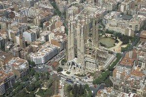В Барселоне снова протестуют против массового туризма