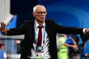 Тренер Египта после поражения от россиян готов уйти в отставку