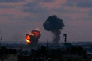 По Израилю запустили 45 ракет, семь из них успели перехватить