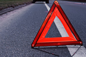 Во Львове столкнулись три автомобиля: смертельные травмы получил пенсионер