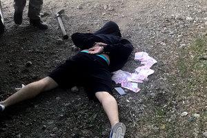 В Харькове студент торговал пулеметами и автоматами: фото