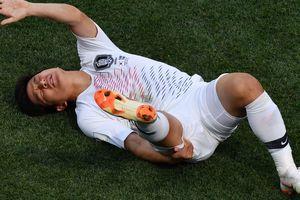 Еще одна сборная потеряла футболиста по ходу чемпионата мира 2018