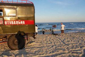 Тело утонувшего два дня назад в Приморском 11-летнего мальчика вынесло на берег