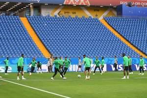 Где смотреть матч ЧМ-2018 Уругвай - Саудовская Аравия