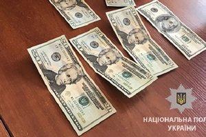 В Запорожье коп отказался от взятки за прекращение уголовного производства