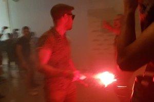 В Харькове СБУ открестилась от причастности к инциденту под мэрией