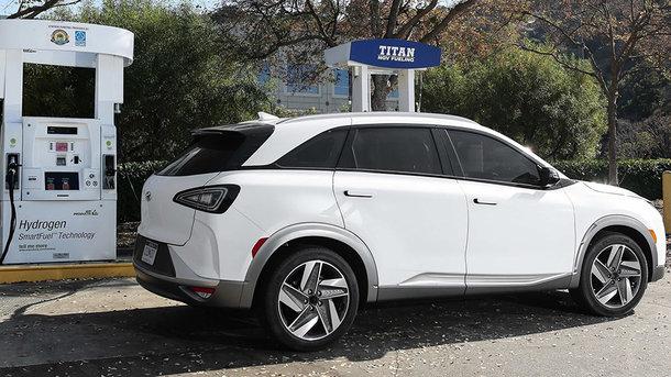 Хендай и Ауди станут партнерами всоздании водородных авто