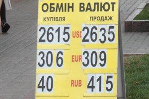 Что происходит с долларом и евро и когда прекратится падение гривни