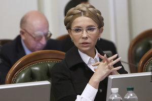 Тимошенко приняла решение по президентским выборам