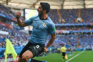 Уругвай вышел в плей-офф чемпионата мира