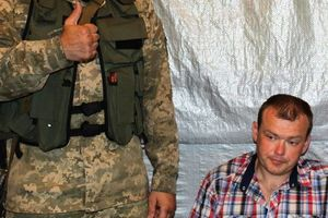 Украинские разведчики задержали офицера ВСУ, который сбежал к боевикам